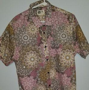 Button down Reef shirt